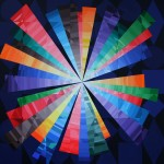 Evolution 1 |   2010  |  Acryl  |  80x80cm