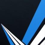 beams | 2010 | Acryl | 50x70 cm