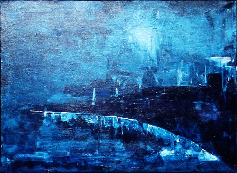 La Torre |  2011  |  Acryl  |  70x50 cm