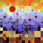 Marrakesch 2 | 2010 | Acryl | 100x70 cm